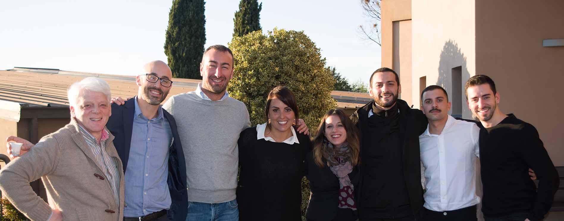 staff hotel roma sud